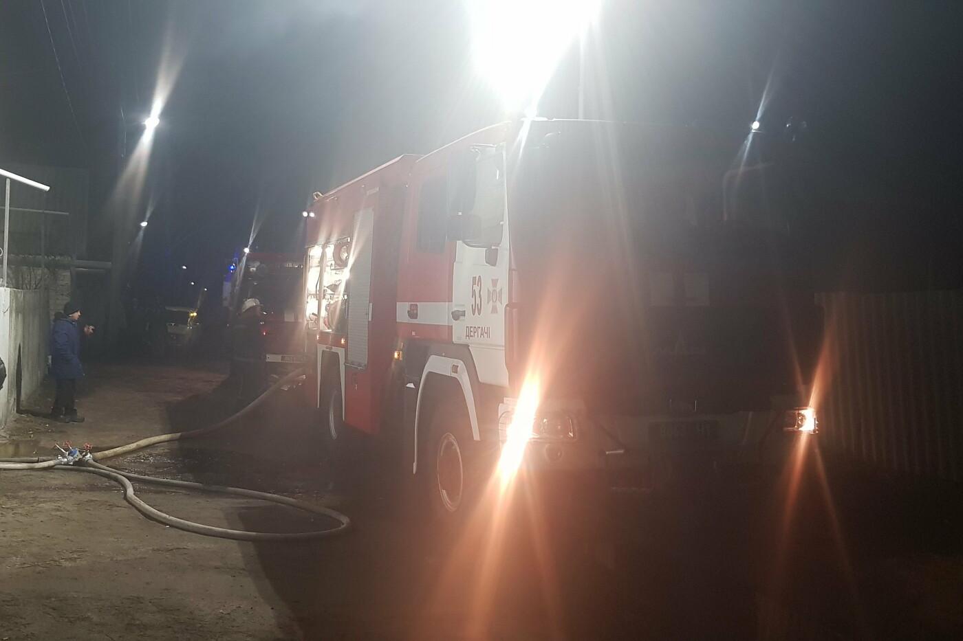 Под Харьковом спасатели несколько часов тушили масштабный пожар в частном доме, - ФОТО, фото-4