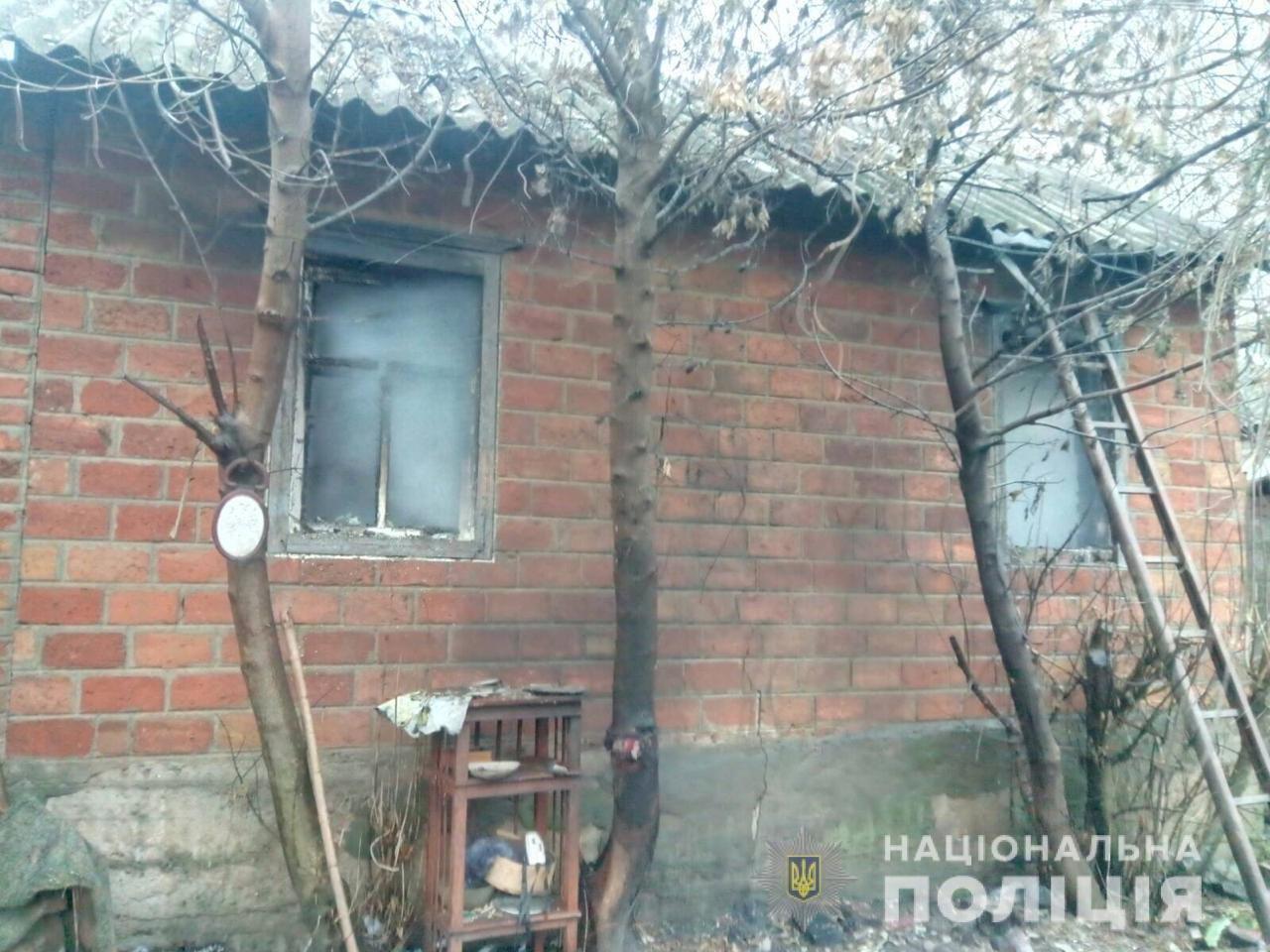 На Харьковщине загорелся частный дом: спасатели нашли труп погибшего мужчины, - ФОТО, фото-4