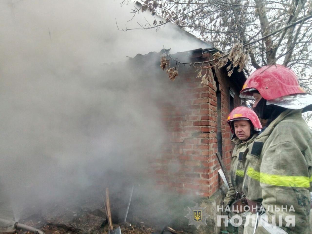 На Харьковщине загорелся частный дом: спасатели нашли труп погибшего мужчины, - ФОТО, фото-3
