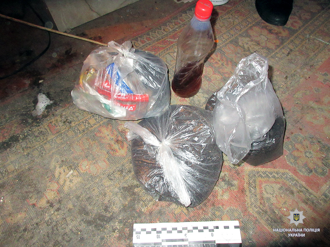 Наркозависимые, шприцы и посуда: на Харьковщине женщина организовала наркопритон, - ФОТО, фото-2