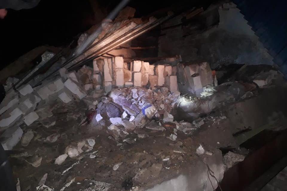 На Харьковщине обрушилось здание: одного мужчину раздавило насмерть, - ФОТО 18+   , фото-2