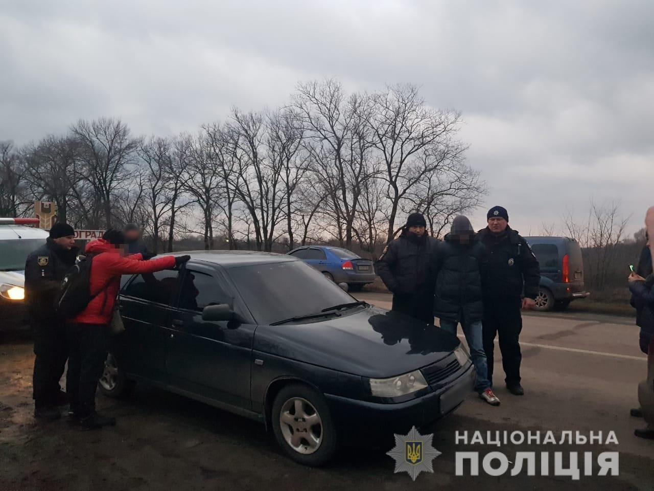 На Харьковщине полицейские задержали квартирных воров, - ФОТО, фото-1