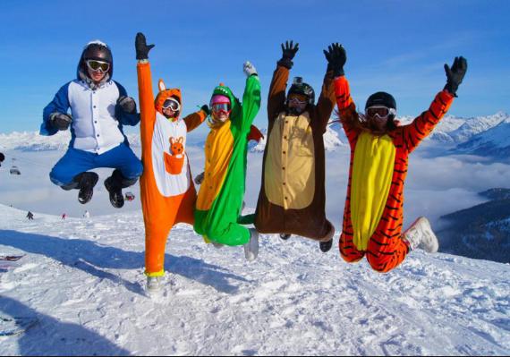 Пижамные вечеринки – лучшие тематические вечеринки и костюмированные праздники, фото-6