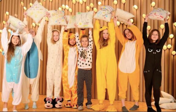 Пижамные вечеринки – лучшие тематические вечеринки и костюмированные праздники, фото-18