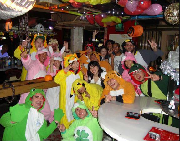 Пижамные вечеринки – лучшие тематические вечеринки и костюмированные праздники, фото-15