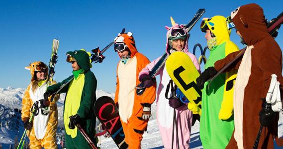 Пижамные вечеринки – лучшие тематические вечеринки и костюмированные праздники, фото-13