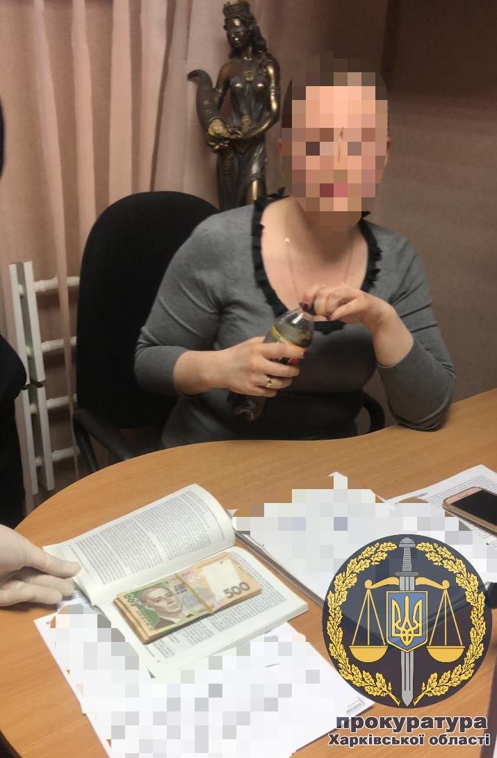 В Харькове попалась на взятке помощница судьи, обещавшая повлиять на решение суда в деле о ДТП, - ФОТО, фото-2