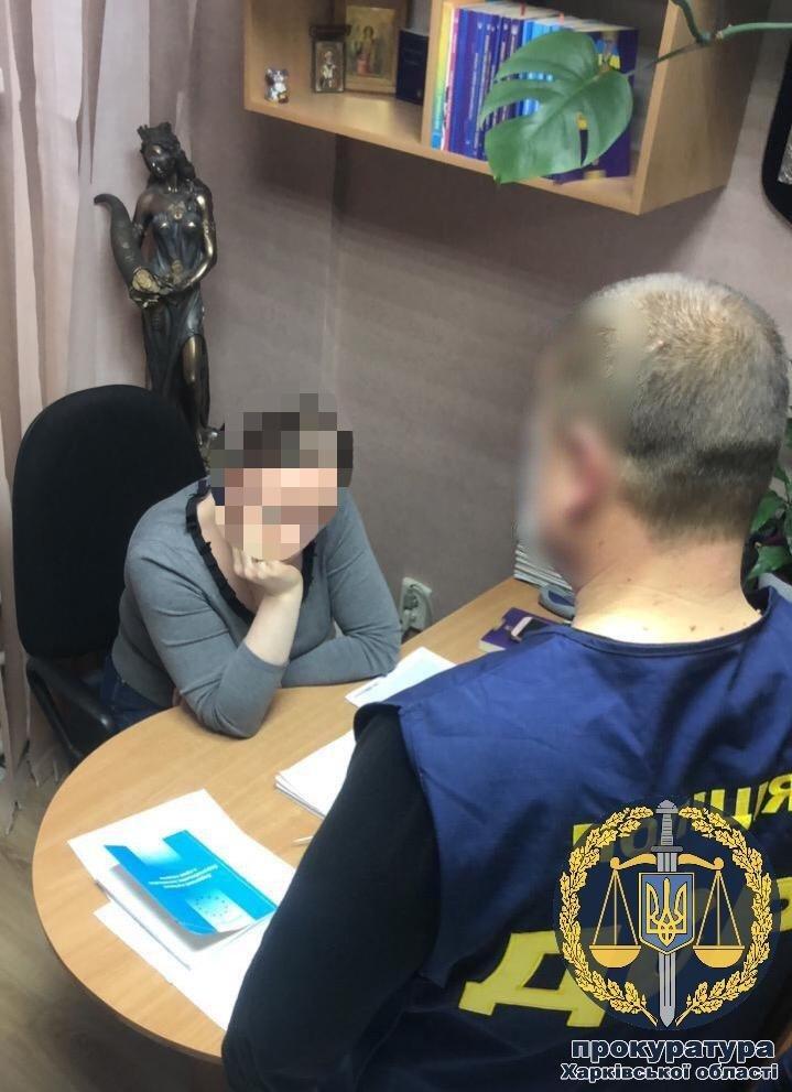 В Харькове попалась на взятке помощница судьи, обещавшая повлиять на решение суда в деле о ДТП, - ФОТО, фото-1