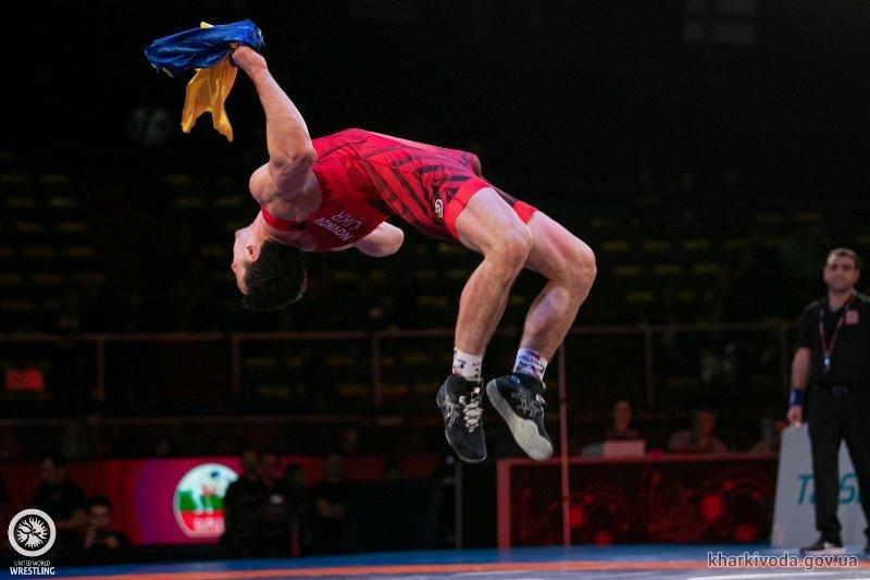 Харьковчанин стал чемпионом Европы по греко-римской борьбе, - ФОТО, фото-1