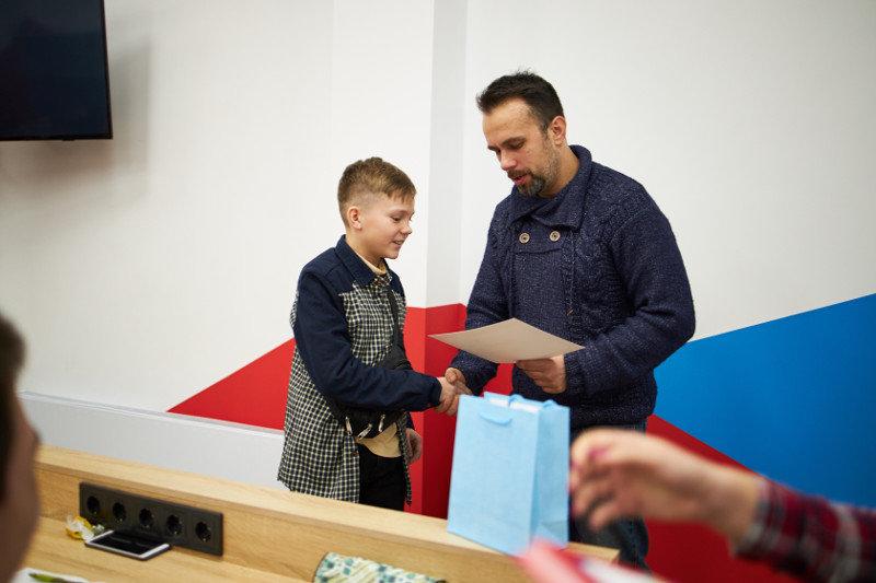В Харькове наградили лучших украинских айтишников и айтишниц 5-11 классов, фото-5