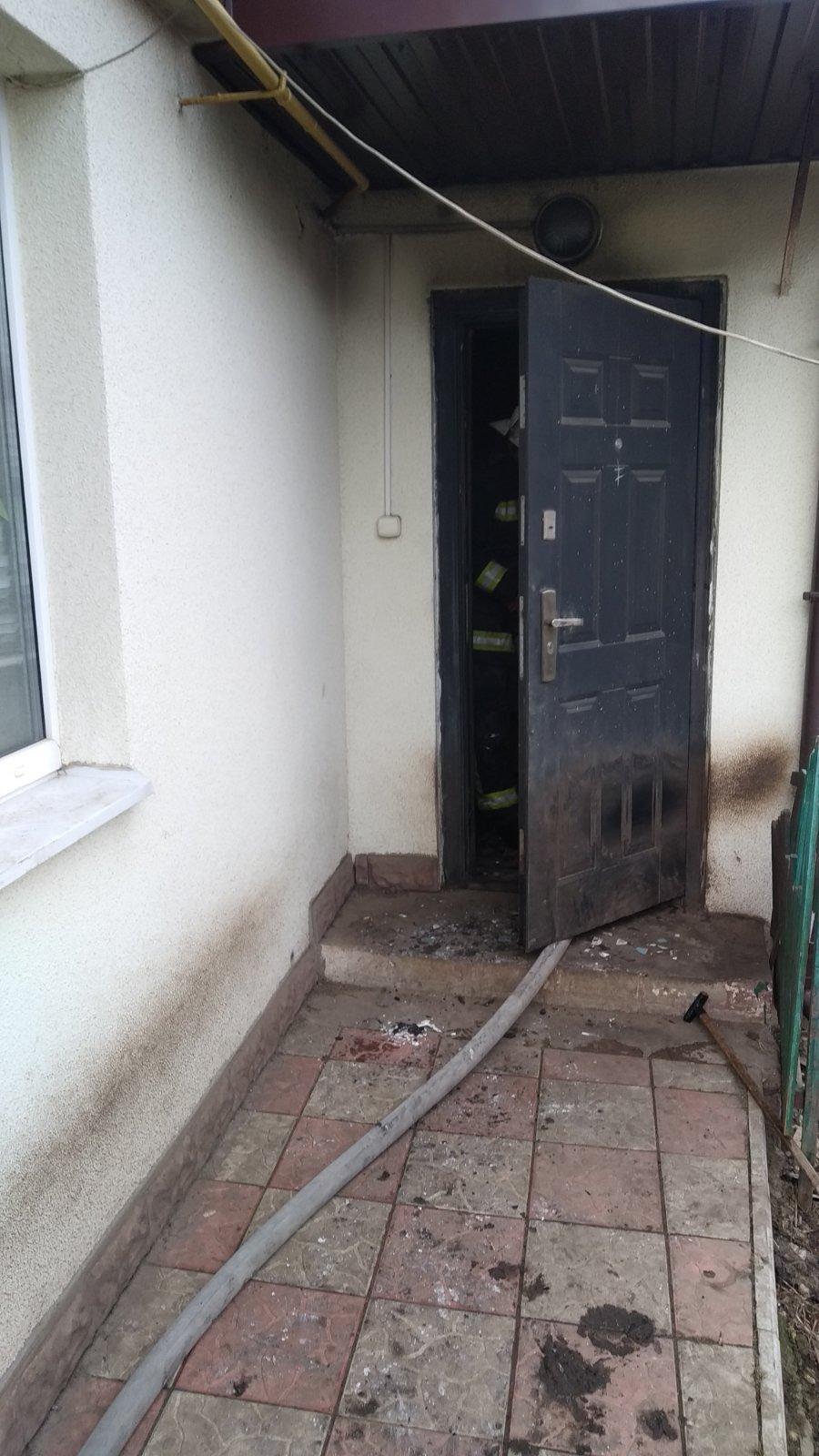 В Песочине во время пожара погиб 92-летний мужчина, - ФОТО, фото-2