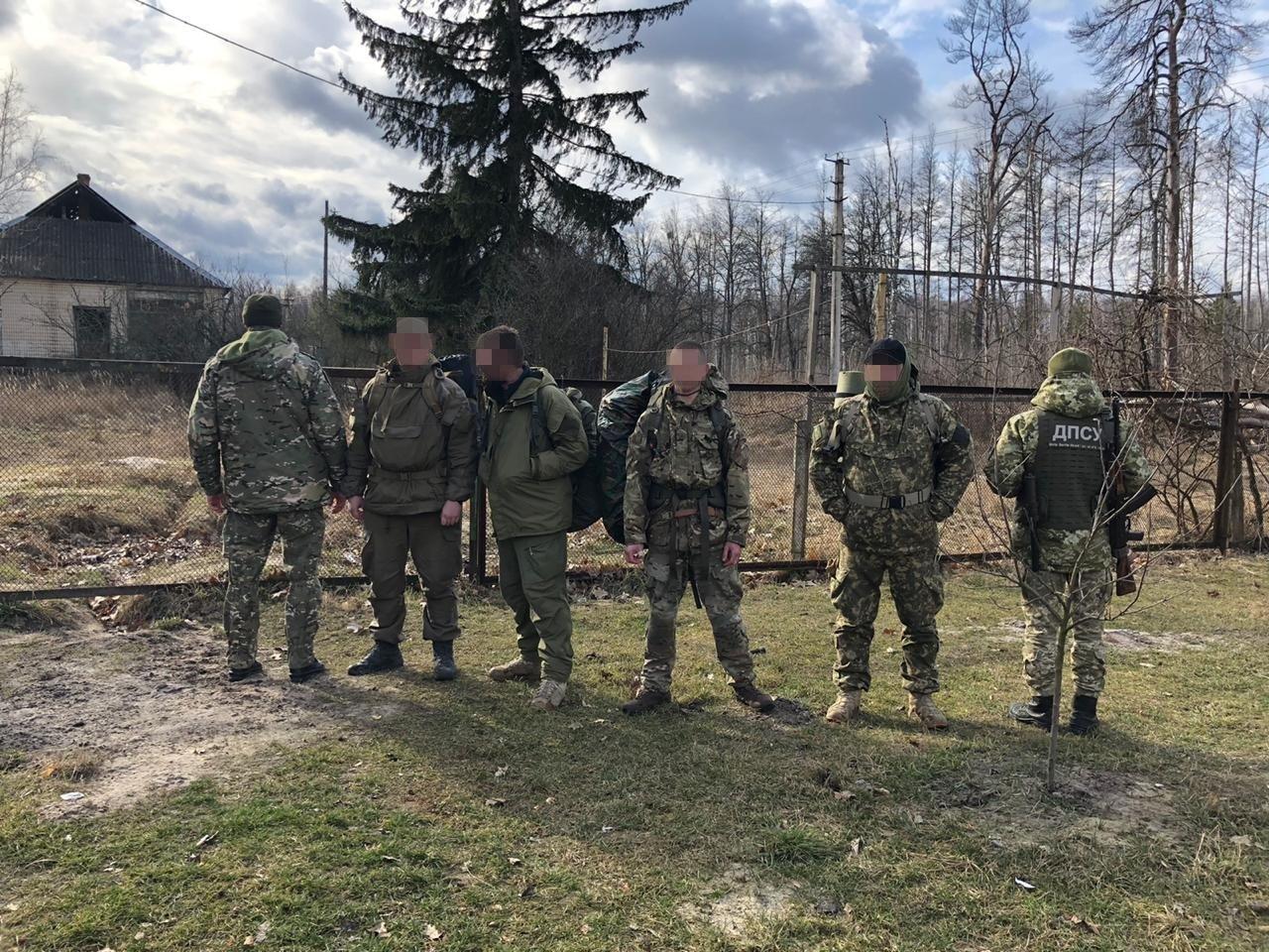 В зоне ЧАЭС силовики поймали «сталкера» из Харькова, - ФОТО, фото-1