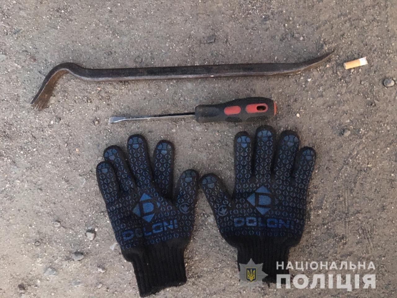 В Одесской области харьковчанин проник в магазин и вынес сейф с десятками тысяч, фото-3