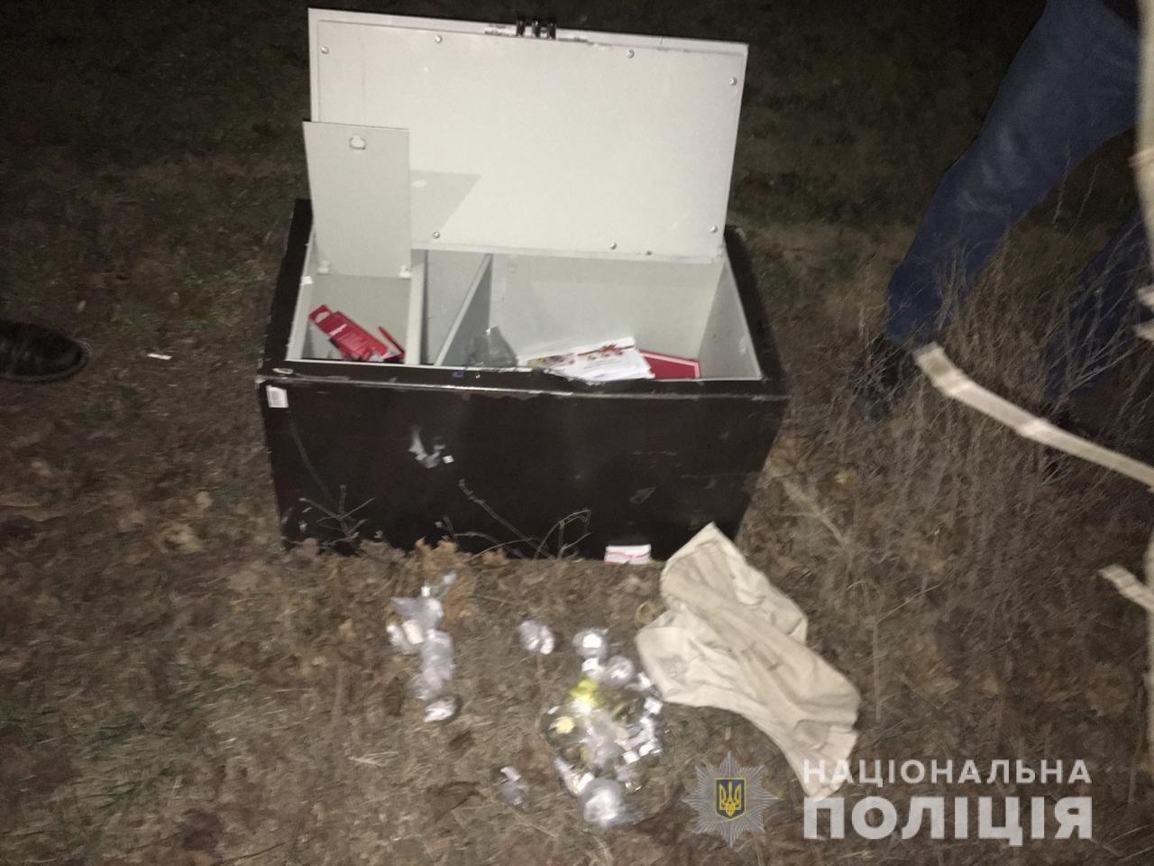 В Одесской области харьковчанин проник в магазин и вынес сейф с десятками тысяч, фото-1