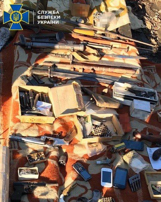 В Харькове СБУ «накрыла» торговца оружием, открывшего мастерскую у себя дома, - ФОТО, фото-3