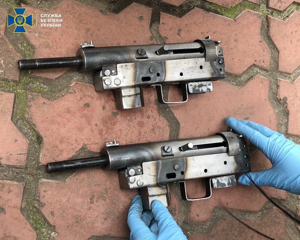 В Харькове СБУ «накрыла» торговца оружием, открывшего мастерскую у себя дома, - ФОТО, фото-1