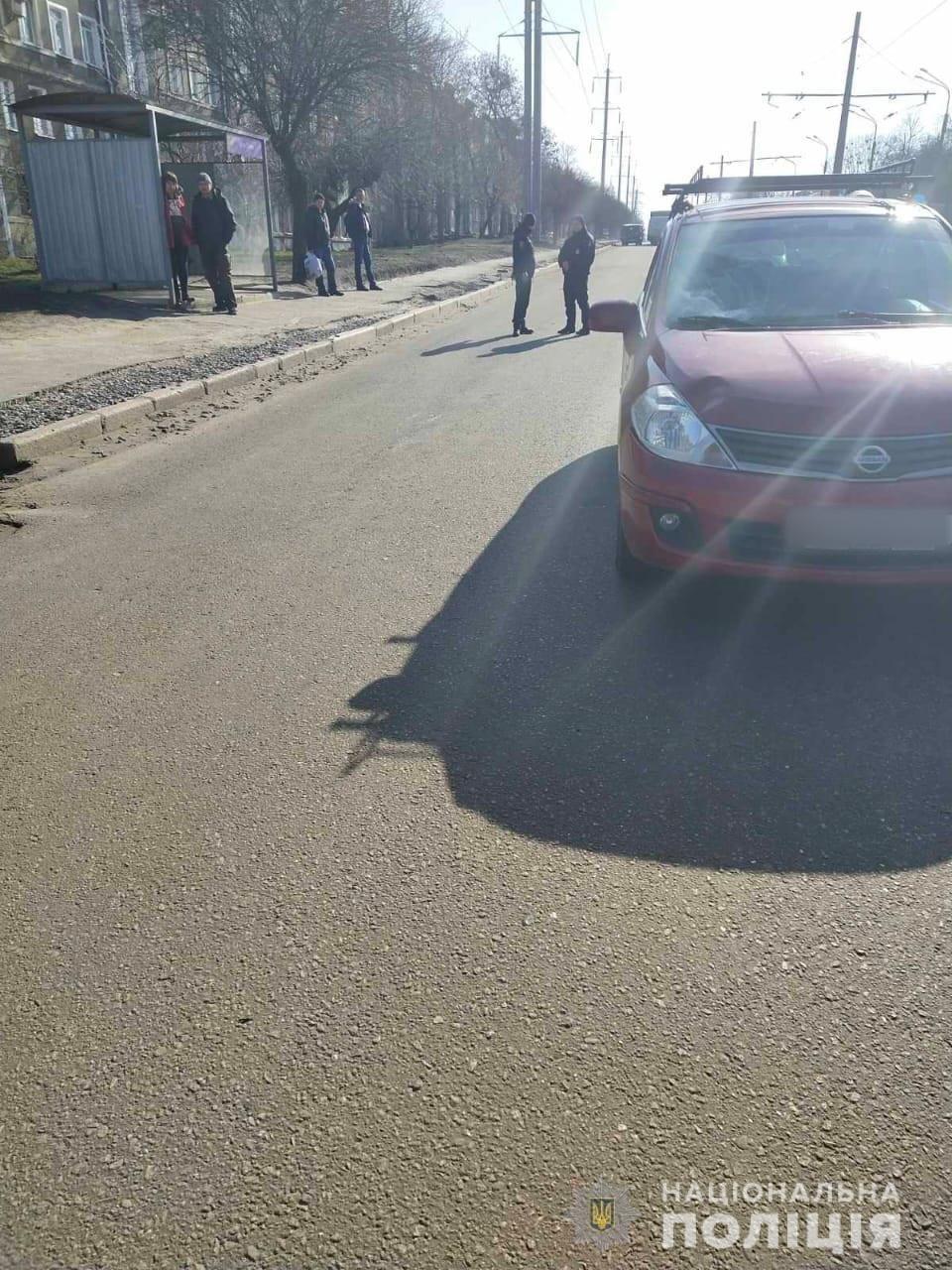В Харькове под колесами авто погибла пожилая женщина, переходившая дорогу вне «зебры», - ФОТО, фото-1