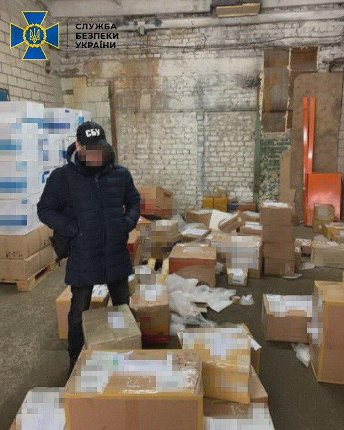 Ущерб на 3 миллиона евро: жители Харьковщины организовали незаконную схему ввоза товаров в Украину, - ФОТО, фото-1