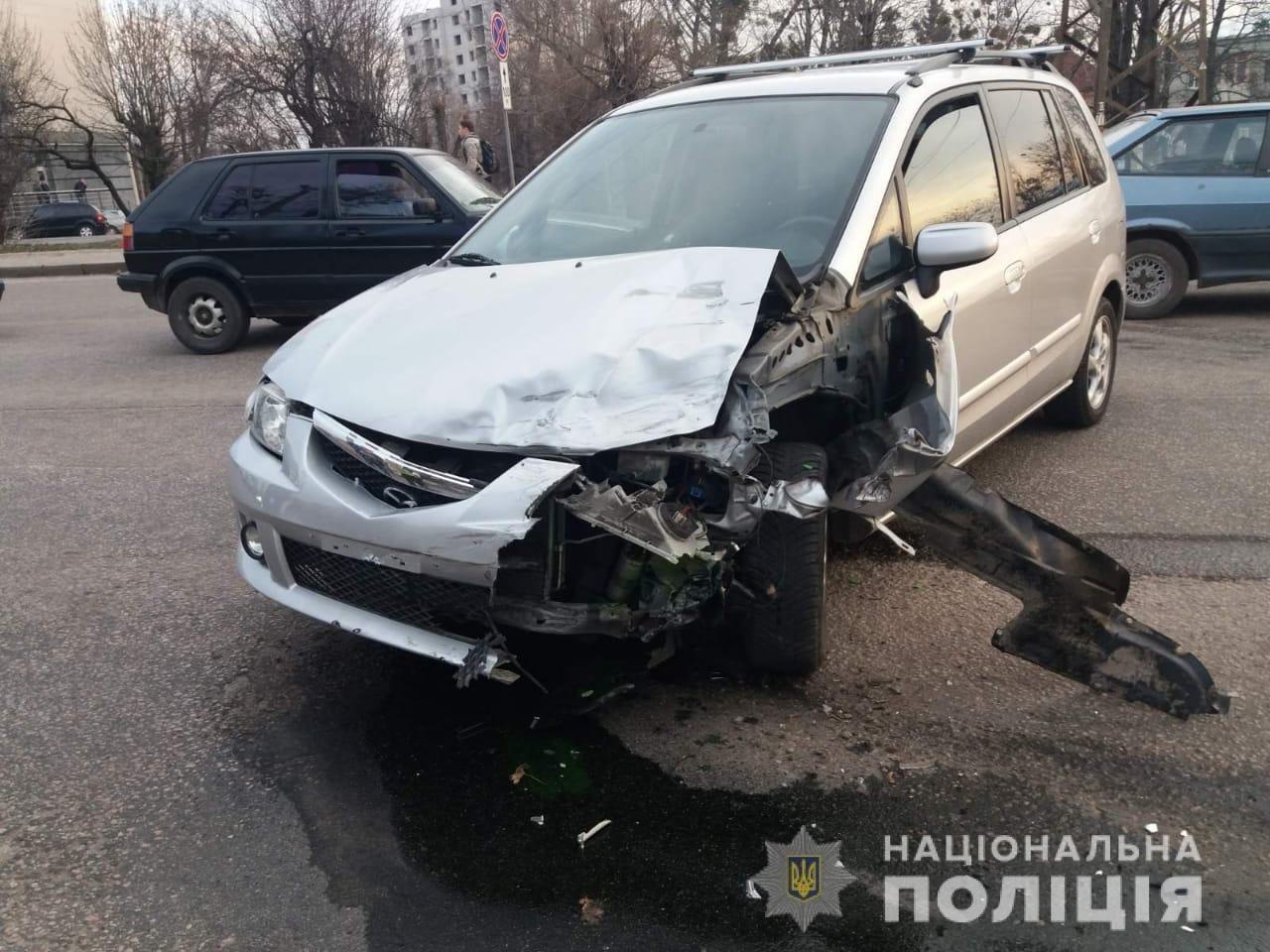 В Харькове легковой автомобиль «снес» насмерть мотоциклиста, - ФОТО, фото-1