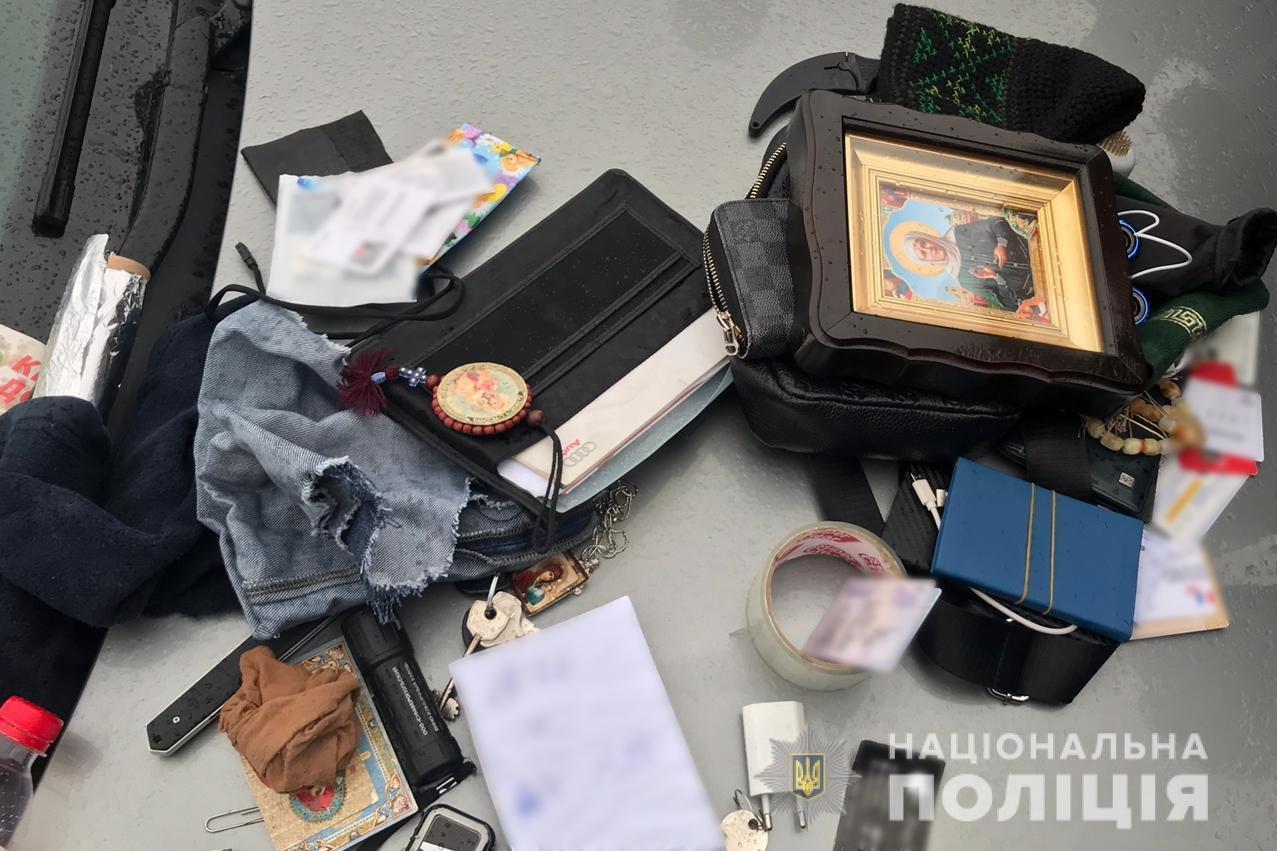В Харькове граждане Грузии грабили женщин на парковках супермаркетов, - ФОТО, фото-2