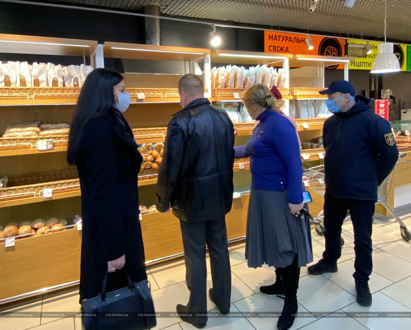 В Харькове проверили работу двух супермаркетов во время карантина, - ФОТО, фото-4