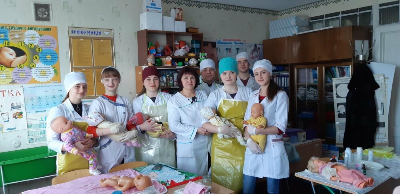 Шановні абітурієнти!  Запрошуємо вас приєднатися до великої команди викладачів і студентів Красноградського медичного коледжу, фото-1