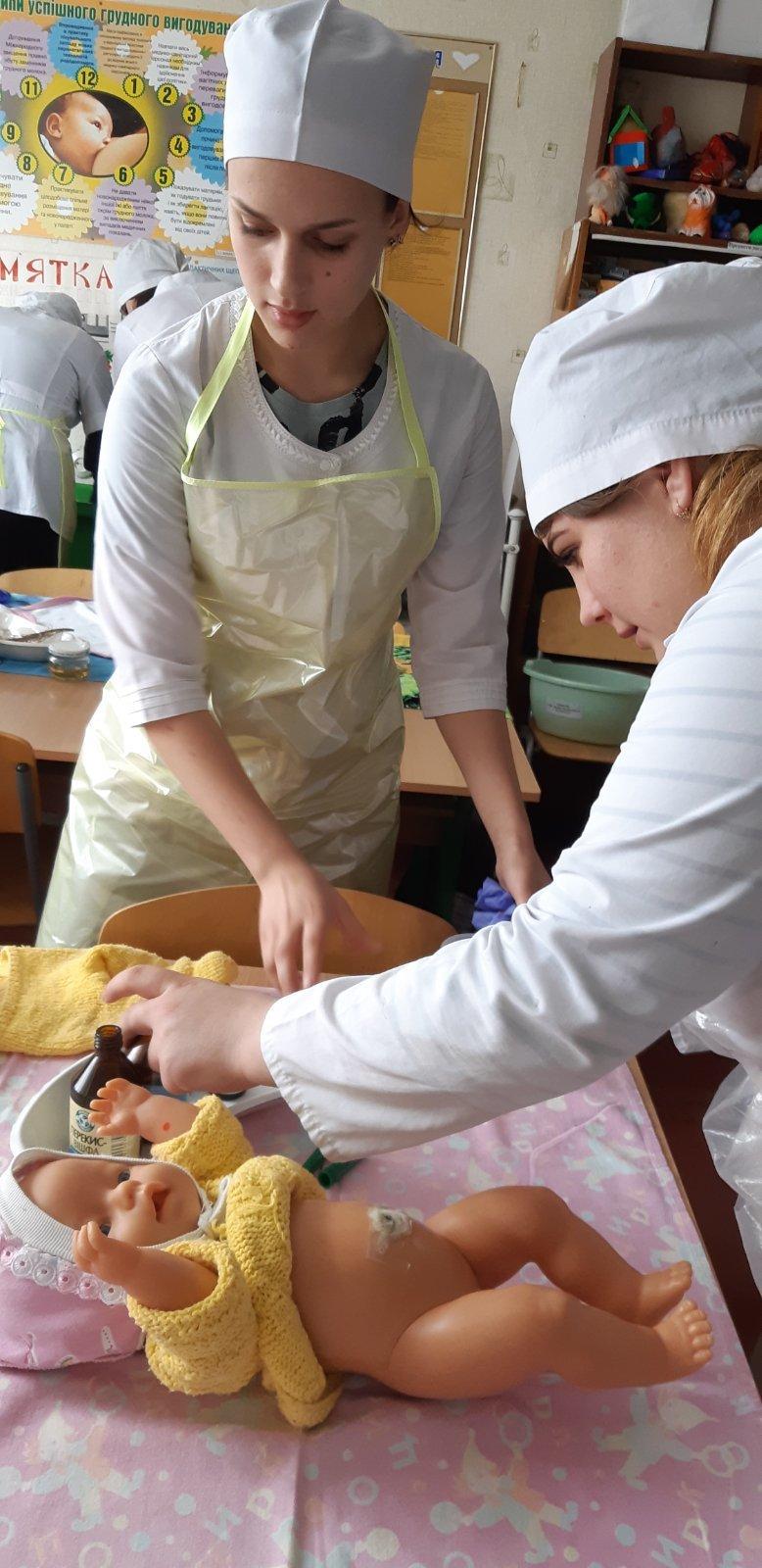 Шановні абітурієнти!  Запрошуємо вас приєднатися до великої команди викладачів і студентів Красноградського медичного коледжу, фото-10