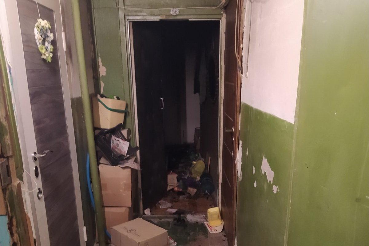 В Харькове во время пожара в квартире погибла пенсионерка, - ФОТО, фото-2