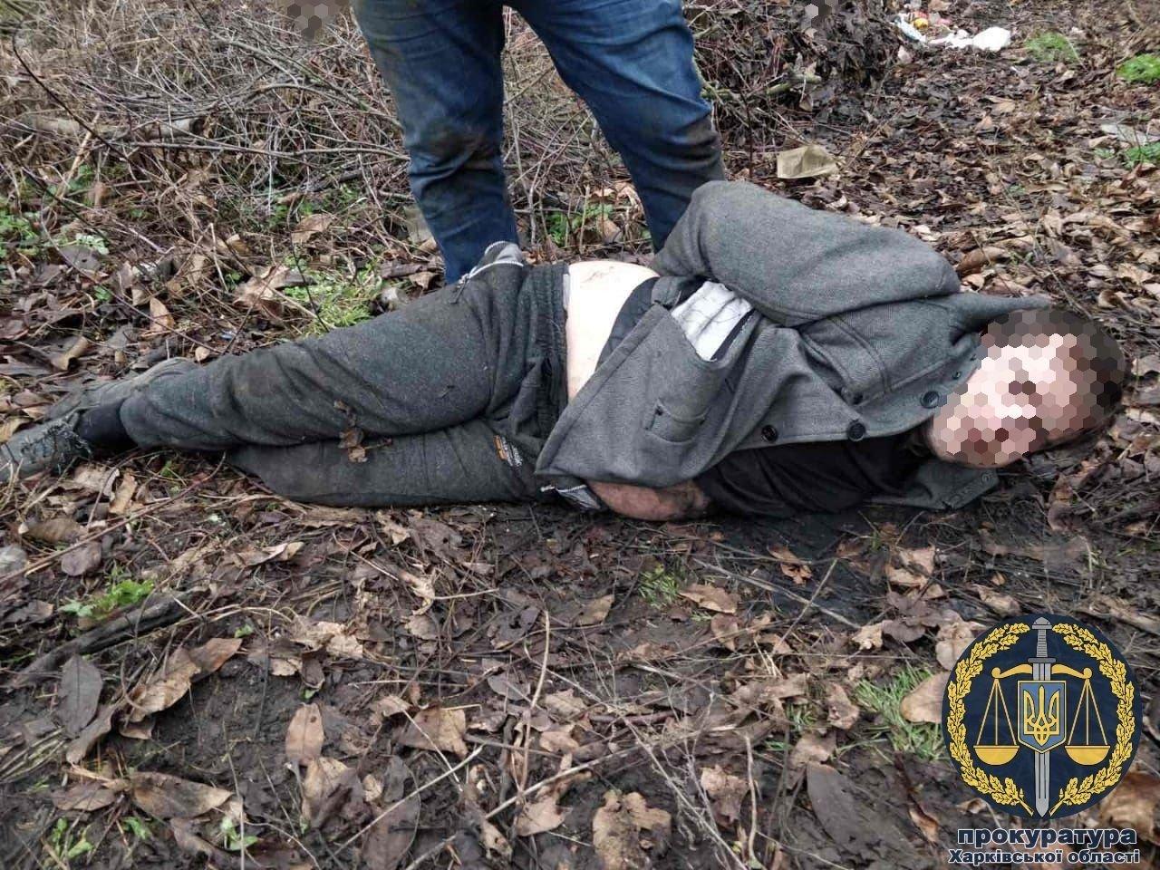 Взял заложницу и ранил полицейского ножом в шею: в Харькове будут судить мужчину, - ФОТО, фото-1