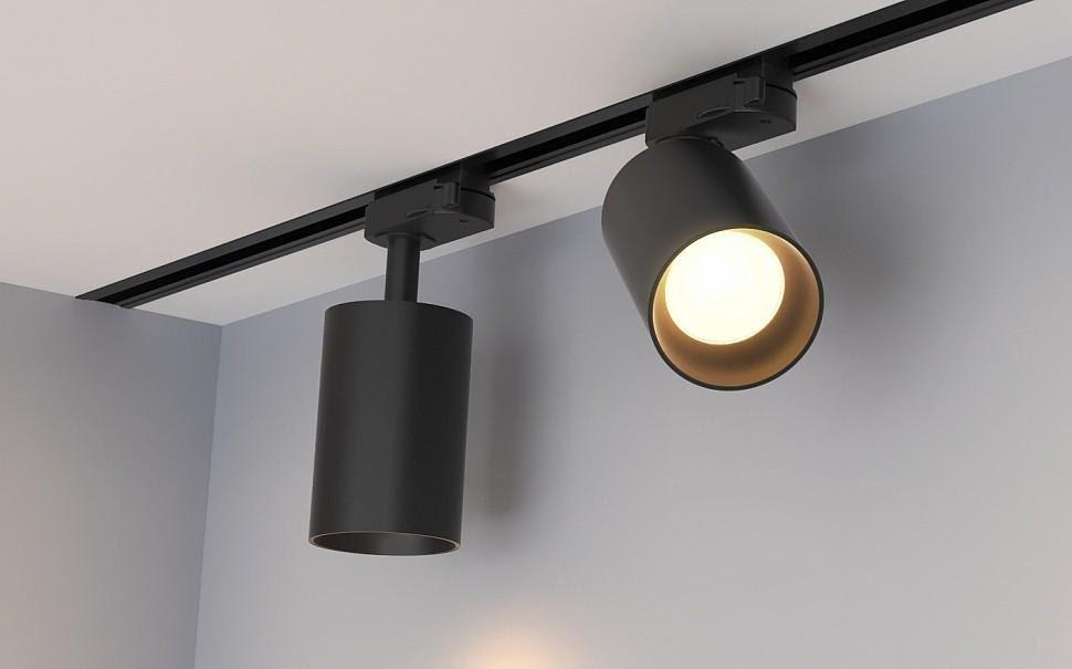 Трековые светильники: хорошая идея организации освещения, фото-1