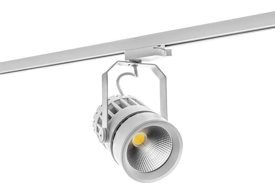 Трековые светильники: хорошая идея организации освещения, фото-2