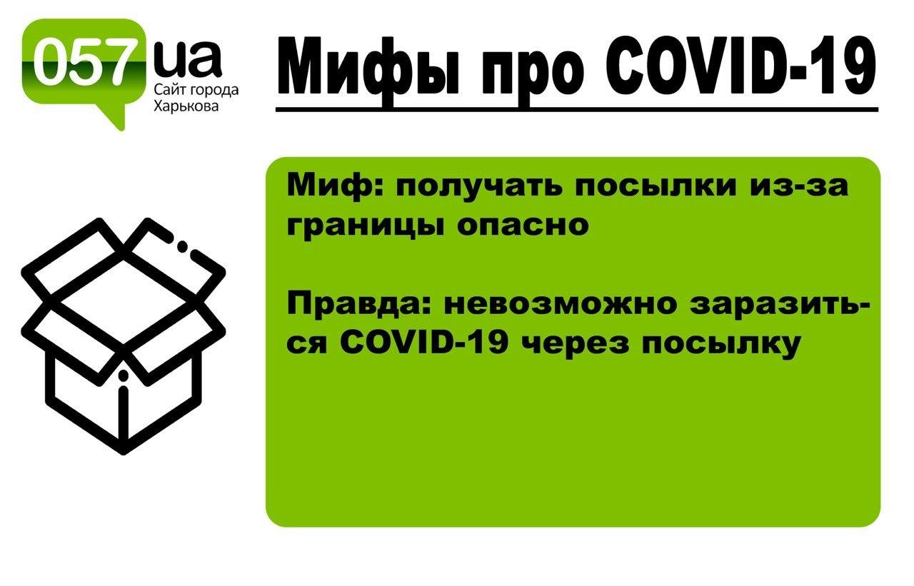 "ТОП-7 ""типичных"" мифов о коронавирусе COVID-19, - ФОТО, фото-4"