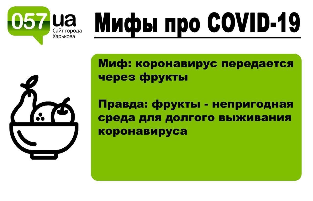 "ТОП-7 ""типичных"" мифов о коронавирусе COVID-19, - ФОТО, фото-6"