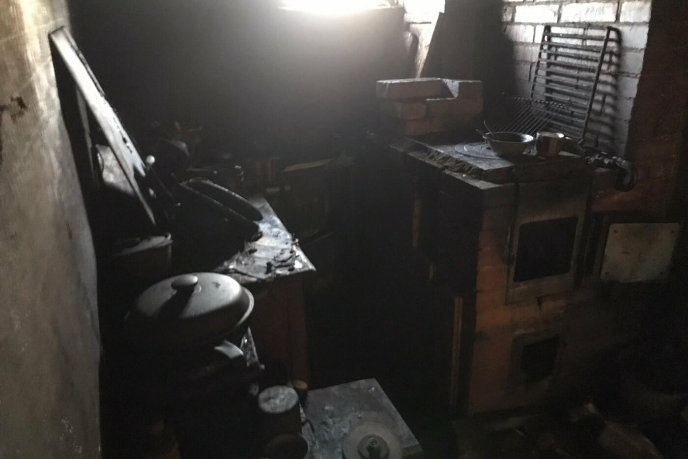 На Харьковщине во время пожара в частном доме погиб пенсионер, - ФОТО, фото-4