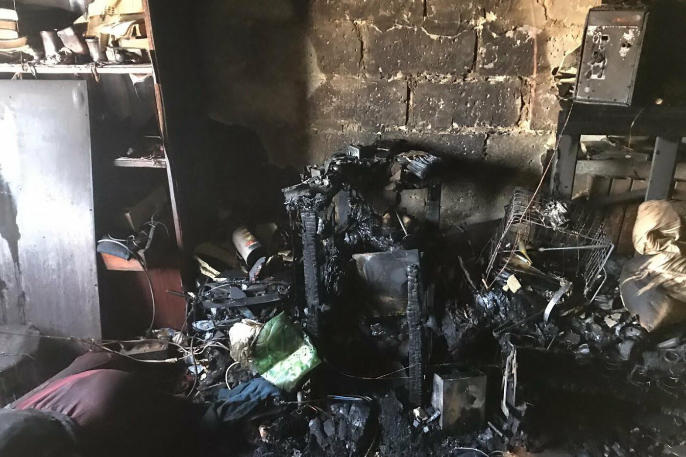 На Харьковщине во время пожара в частном доме погиб пенсионер, - ФОТО, фото-3