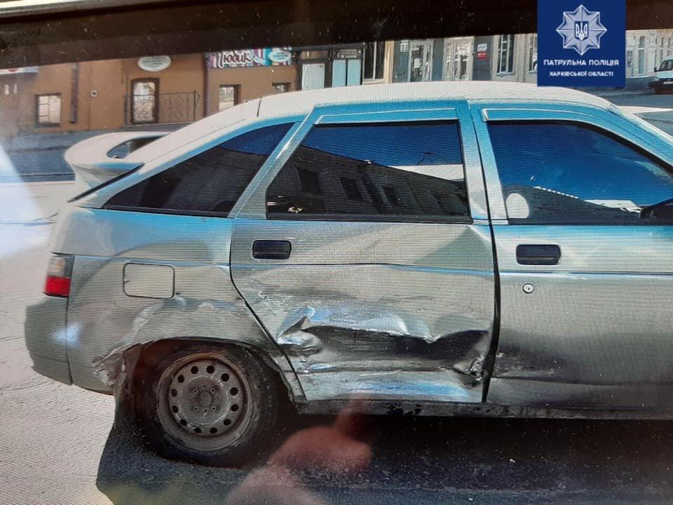 В Харькове автомобиль «Renault» врезался в авто «ВАЗ» и трамвай, - ФОТО, фото-3