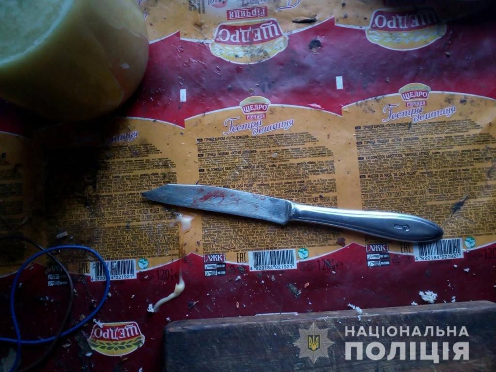 Убил ударом ножа в сердце: под Харьковом мужчина зарезал своего зятя, - ФОТО, фото-1