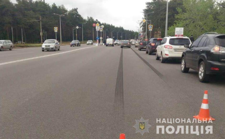 В Харькове женщина попала под колеса внедорожника, отлетевшего от удара с другим авто, - ФОТО, фото-6
