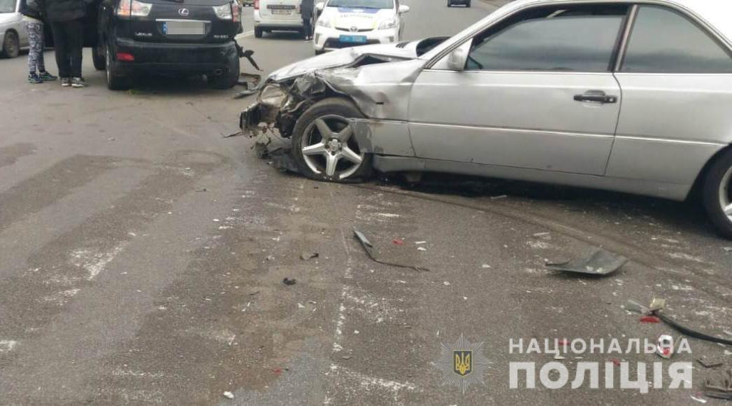 В Харькове женщина попала под колеса внедорожника, отлетевшего от удара с другим авто, - ФОТО, фото-3