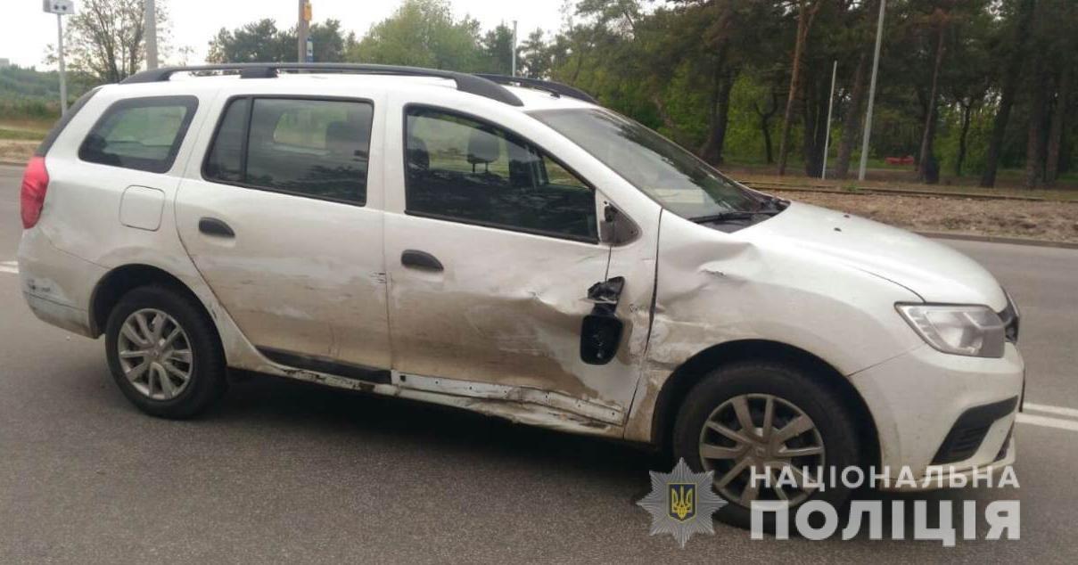 В Харькове женщина попала под колеса внедорожника, отлетевшего от удара с другим авто, - ФОТО, фото-5