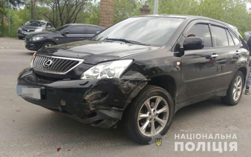 В Харькове женщина попала под колеса внедорожника, отлетевшего от удара с другим авто, - ФОТО, фото-4
