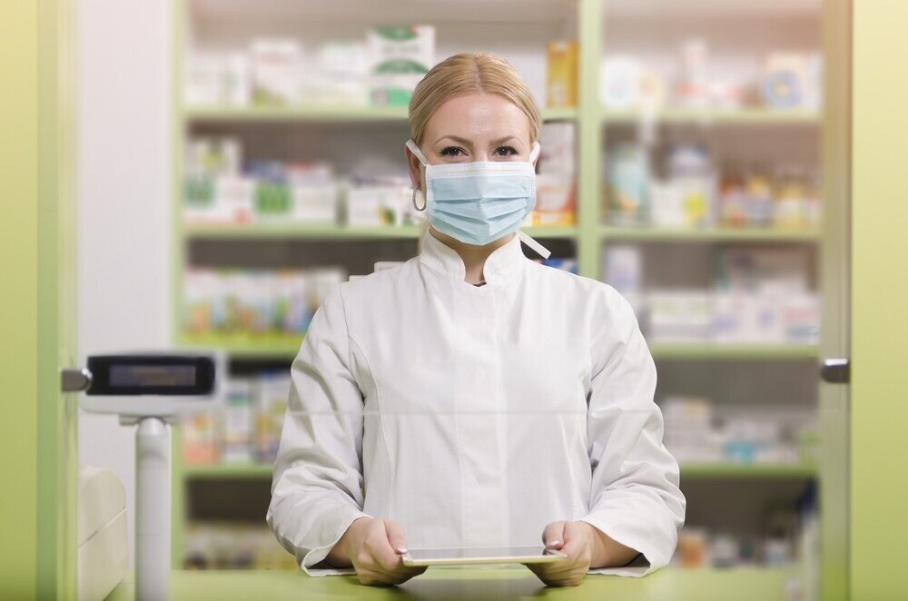 «Мы сами покупали и шили маски». Интервью с аптекарем из Харькова о работе во время эпидемии COVID-19, фото-2