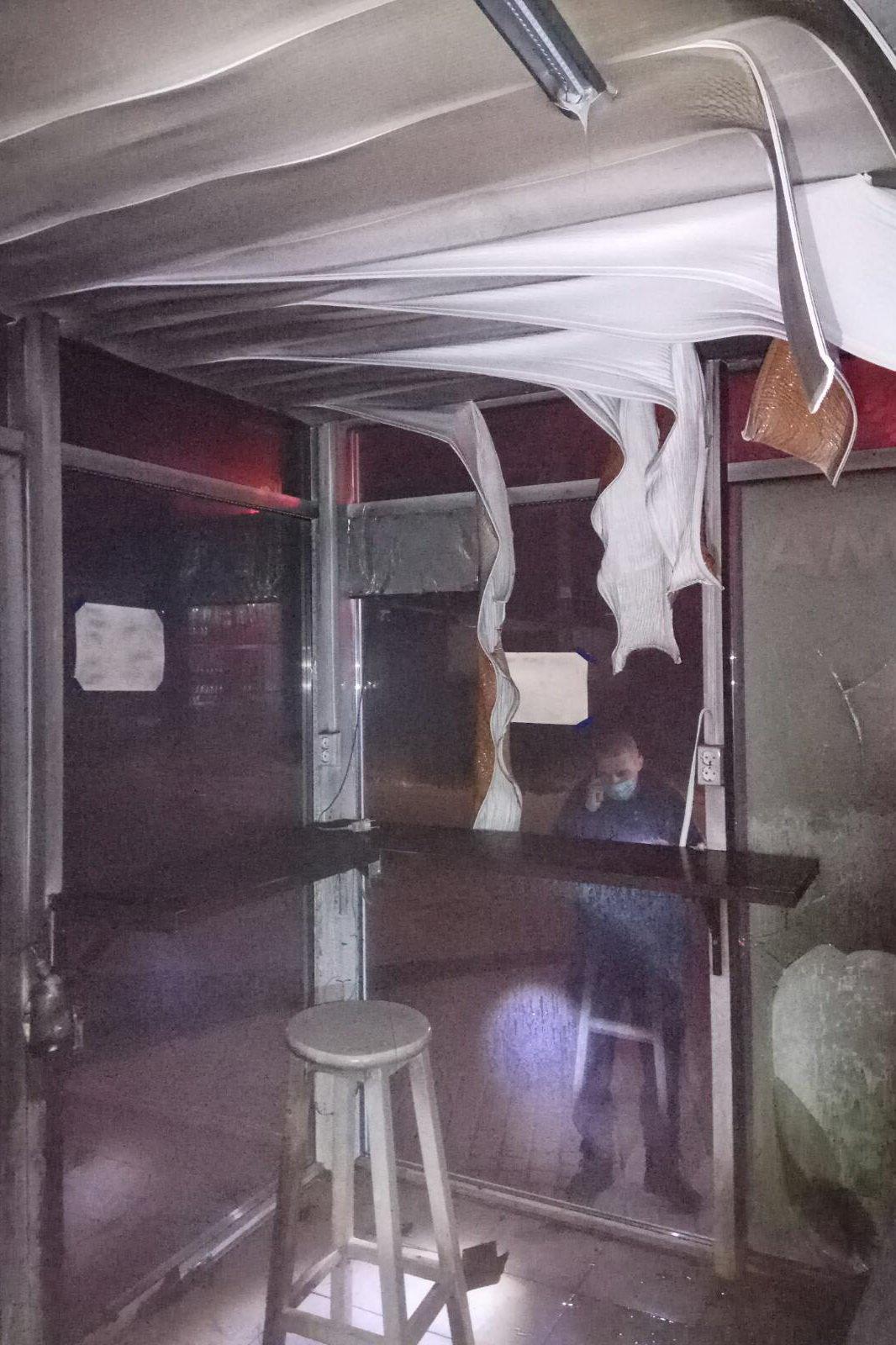 В Харькове неизвестные подожгли продуктовый киоск, - ФОТО, фото-1