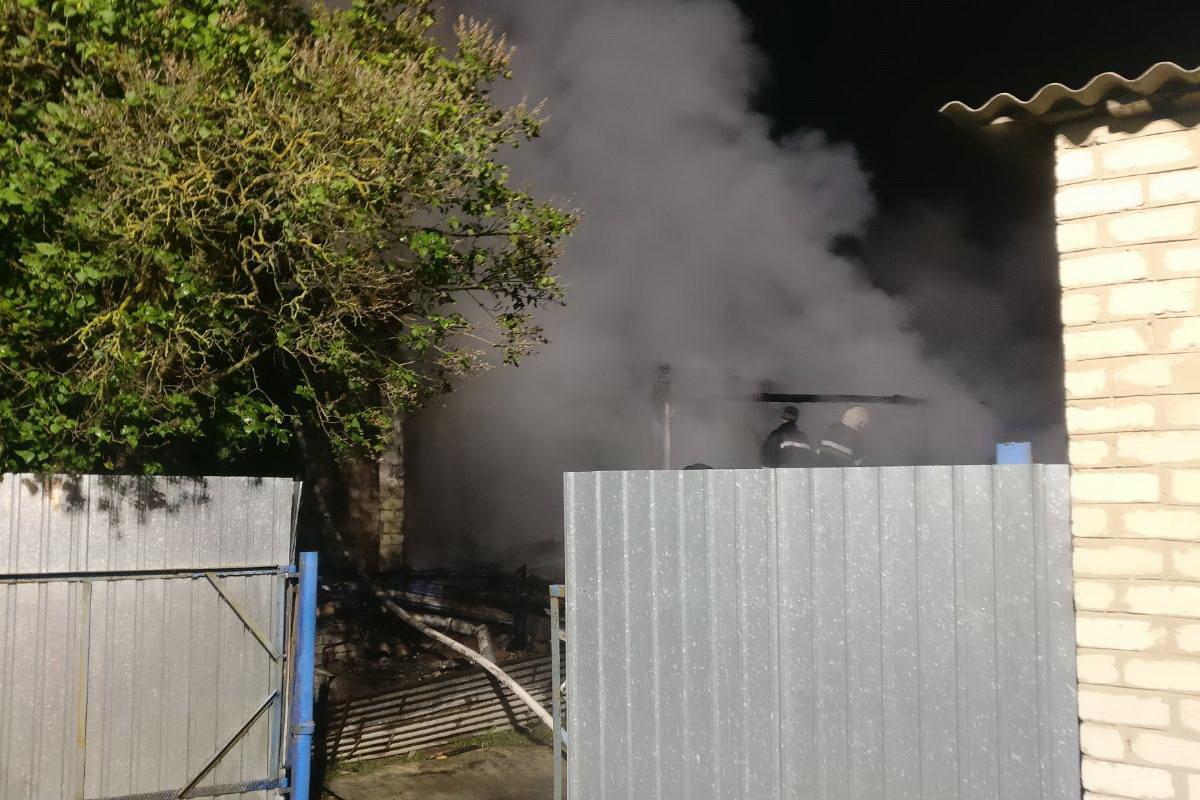 В Изюме при пожаре сгорел мужчина, - ФОТО, фото-2