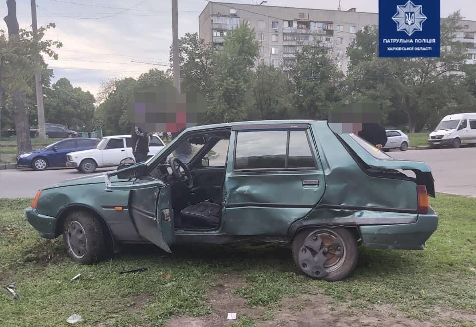 фото: патрульна полиция Харькова