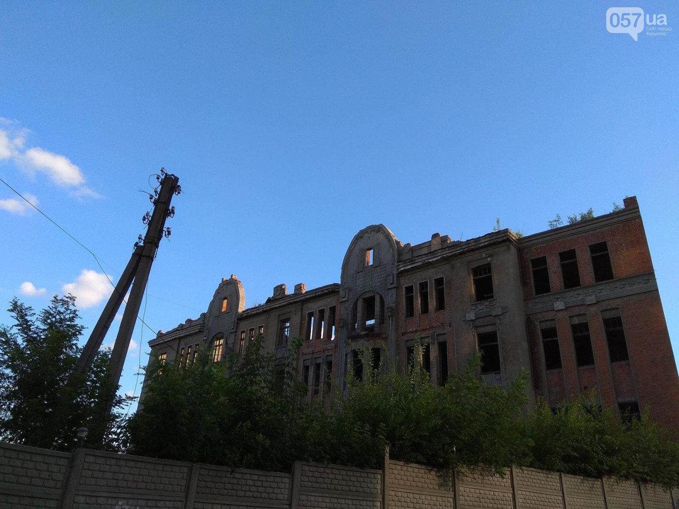 «Заброшки» Харькова. ТОП-5 разрушенных городских зданий, - ФОТО, фото-3