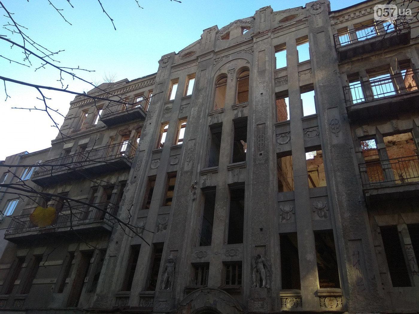 «Заброшки» Харькова. ТОП-5 разрушенных городских зданий, - ФОТО, фото-5