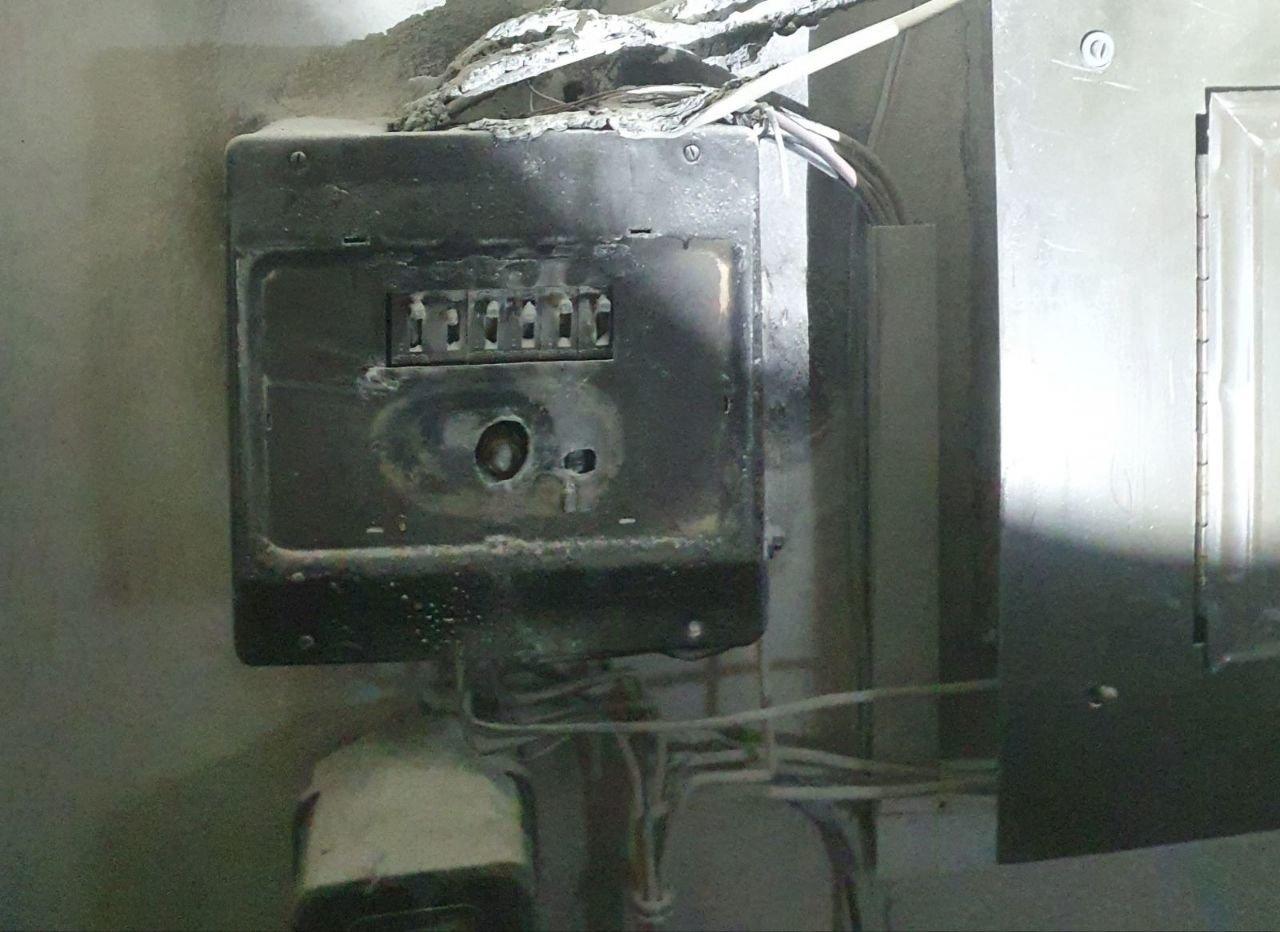На Харьковщине из-за сильного задымления спасатели эвакуировали девять пациентов больницы, - ФОТО, фото-4