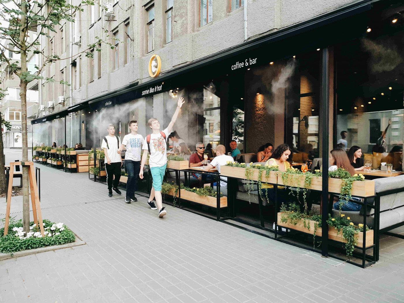 Заведения с летними террасами в Харькове, фото-35