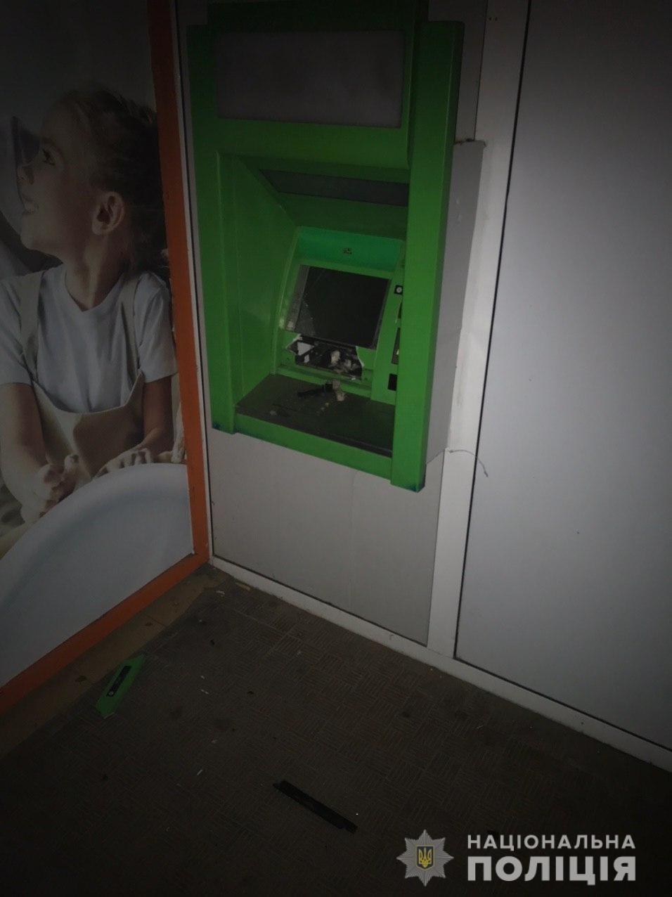 В Харькове неизвестные взорвали банкомат, находящийся в супермаркете, - ФОТО, фото-1